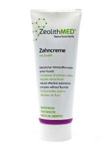 Zeolith MED® Zahncreme 75ml, Zahnpasta ohne Fluorid