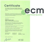 Medical product certificate